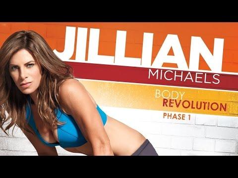 Body Revolution Cardio 1 Fase 1de Jillian Michaels / cardio 1 phase 1