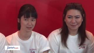 Perankan Susy Susanti, Laura Basuki Latihan Bulutangkis 4 Bulan - JPNN.COM