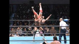 Kenta Kobashi & Mitsuharu Misawa vs. Steve Williams & Johnny Ace (December 10th, 1994)