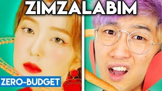 Baixar K-POP WITH ZERO BUDGET! (Red Velvet - Zimzalabim)