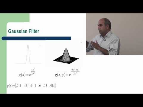 Lecture 02 - Filtering - 2014