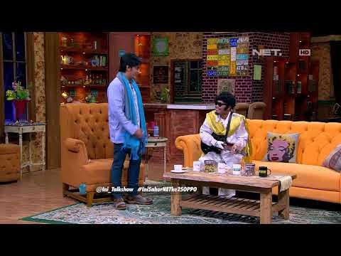 The Best Of Ini Talk Show  - Waduh Bang Rhomidi Jatuh Ke Dalam Lubang Di Rumah Sule