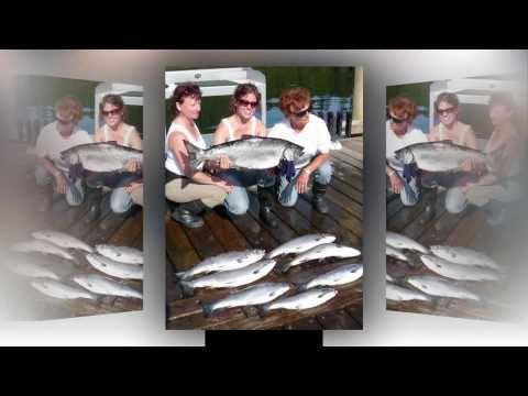 Alaska Saltwater Fishing At Saltery Lodge