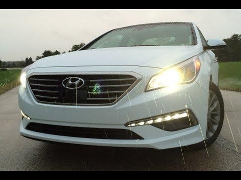 Hyundai Sonata Limited 2015 Headlight Adjustment Santa Fe Tucson