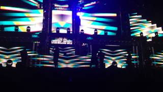 EDC Las Vegas 2014 - I Am Legion - Warp Speed Thuggin