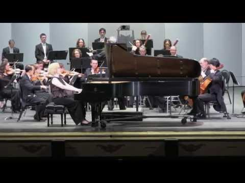 Antonin Dvorak's Piano Concerto in G minor, Opus 33