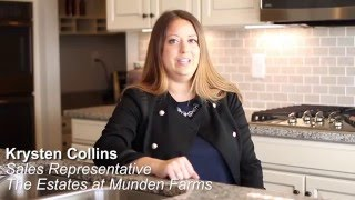 New Homes at The Estates at Munden Farms in Virginia Beach, VA