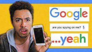 Is Google Always Listening? (no, it isn't)