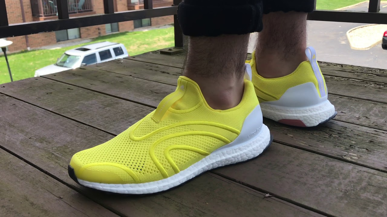 9d9ee0eb9 Ultra boost Uncaged Stella McCartney - YouTube
