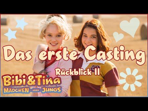 BIBI & TINA 3 - Mädchen Gegen Jungs - Das erste Casting (Rückblick Teil II)