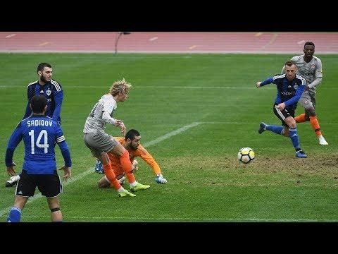 Первый гол Мудрика за основу Шахтера! Шахтер – Карабах – 3:1