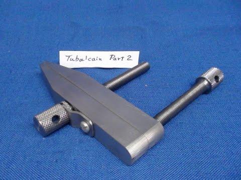 SHOP TIPS #276 How to Make a Toolmaker's Clamp Pt 2 of 2 tubalcain