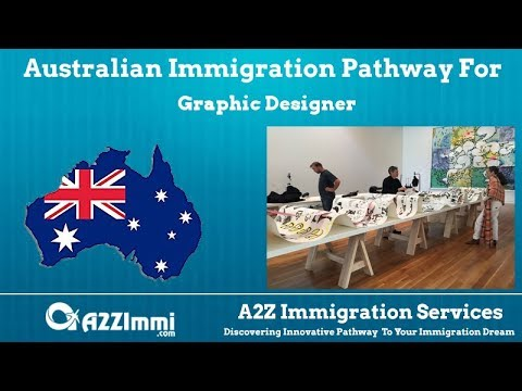Graphic Designer | 2020 | PR / Immigration Requirements For Australia