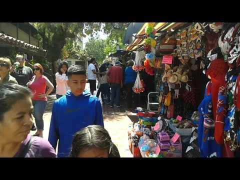 A walk through Olvera Street 2015
