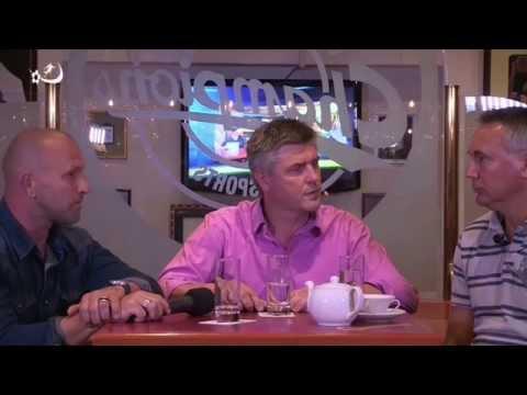 """""""Nachspielzeit - der Leipziger Fussballtalk"""" - 18.08.2014 mit Peter Pacult und Mike Sadlo"""