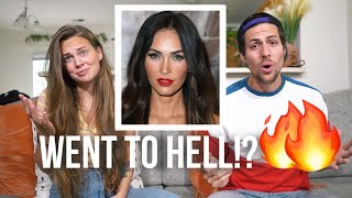 Megan Fox Says She Went To Hell!?