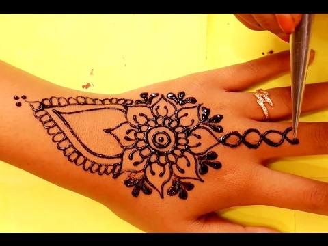 ᴴᴰ Simple Mehndi Henna Designs