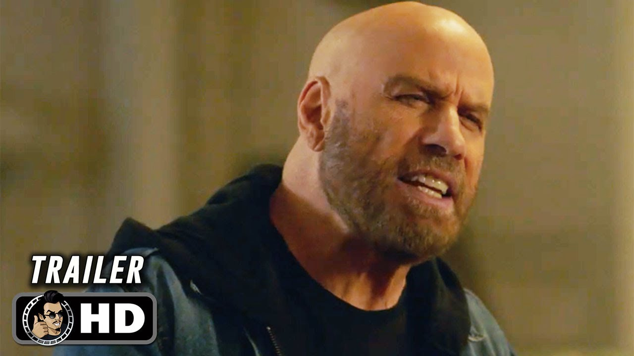DIE HART Official RedBand Trailer (HD) Kevin Hart, John Travolta