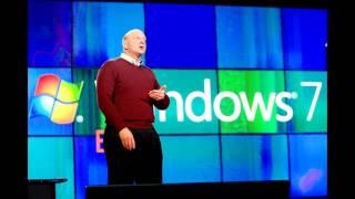 The Development of Windows 7
