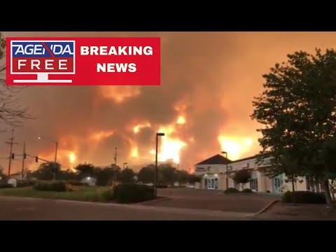 Carr Fire Threatens Redding, CA - LIVE BREAKING NEWS COVERAGE