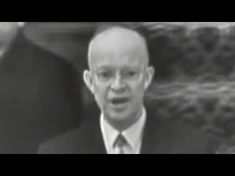 Dwight Eisenhower inaugural address: Jan. 20 1953