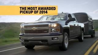 2016 chevrolet silverado yılın pickup'u
