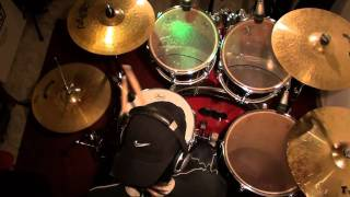 Kamelot - When the Lights Are Down (Drum Cover)