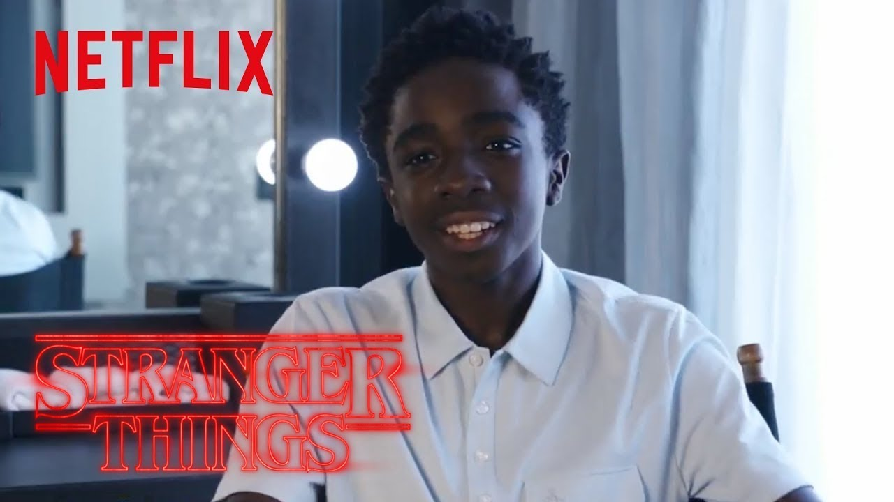 Stranger Things Rewatch | Behind the Scenes: Lucas & Eleven's Relationship | Netflix