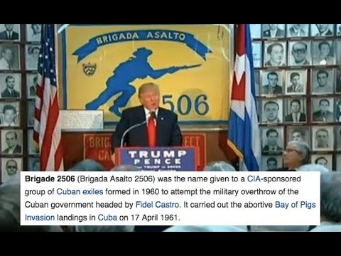 Cuba, Trump, and the US Blockade in 2017
