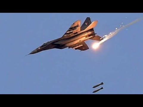 Breaking: Indian Air Force fighter jets drop 1,000 kg bombs across LoC in Pakistan's Balakot