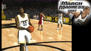 NCAA March Madness 2002 ... (PS2)