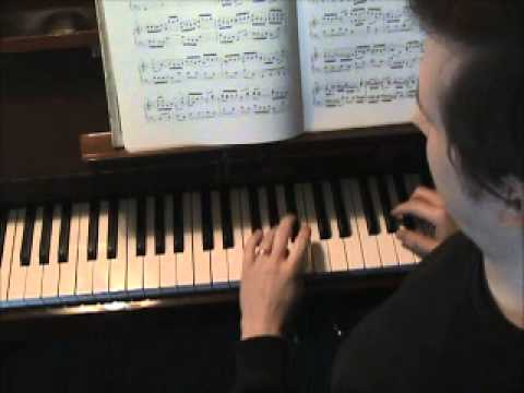 My personal exercises for developing baroque improvisation and thoughts on theory Part 1
