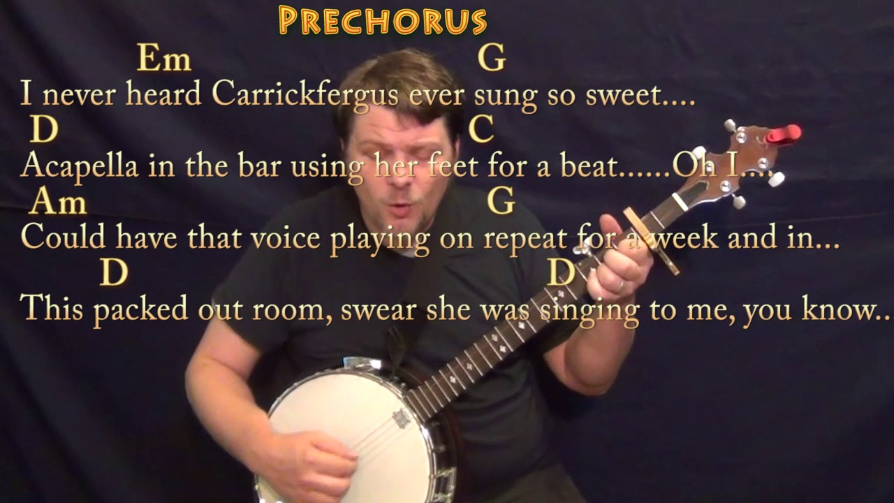 Galway girl ed sheeran banjo cover lesson with chordslyrics galway girl ed sheeran banjo cover lesson with chordslyrics capo 2nd hexwebz Images