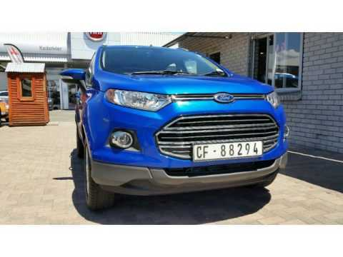 2015 FORD ECOSPORT 1.5TDCI TITANIUM Auto For Sale On Auto Trader South Africa