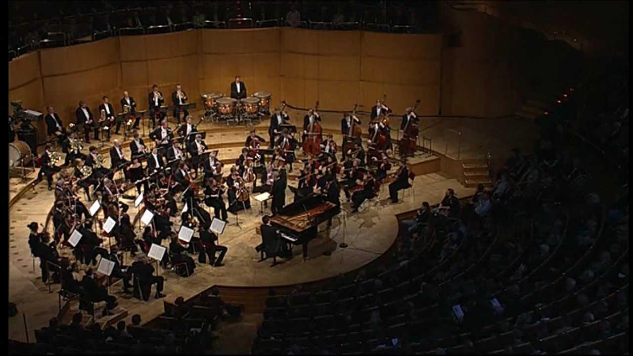 Rachmaninow 3. Klavierkonzert