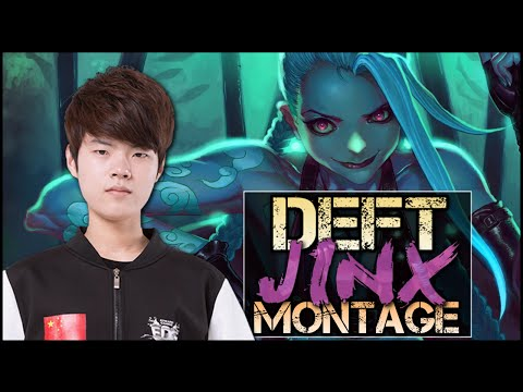 Deft Montage - Best Jinx Plays