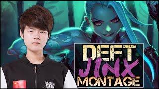 Deft Montage - Best Jinx Plays