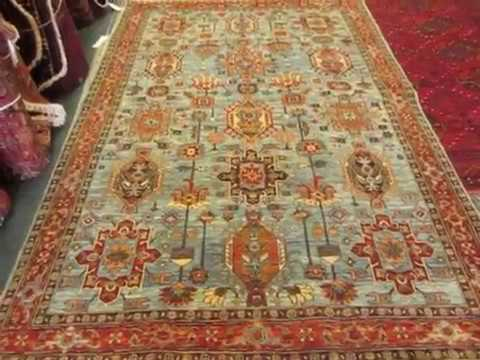 Beautiful Afghan Rugs For Sale At Paradise Oriental Rugs, Inc.