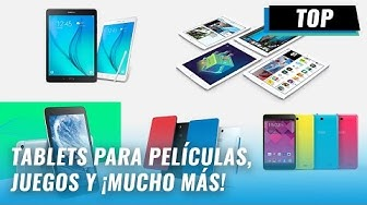 Tablets compatibles con 4G LTE