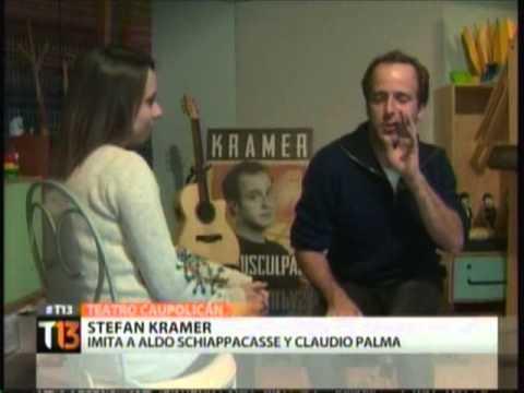 STEFAN KRAMMER PIDE MIL DISCULPAS EL 25 ABRIL TELETRECE CENTRAL 20 04 2015