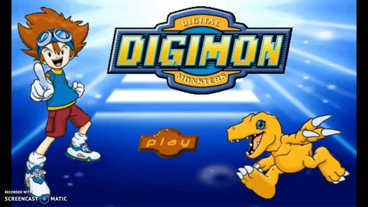 Digimon Classic Game (Fox Kids/Jetix Games)
