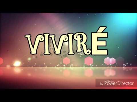 VIVIRÉ  - RENUEVO ICT Letra