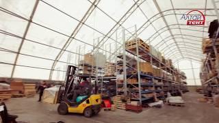 видео продажа тентовых конструкций