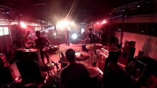 Emmett Butterfingers & Band  - The Chemistry (2014) DRUMCAM
