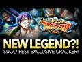 LEGEND CRACKER IS COMING?! Huh? (ONE PIECE Treasure Cruise)