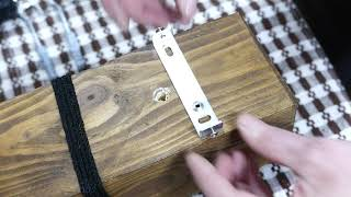 як зробити отвори в дерев'яному будинку