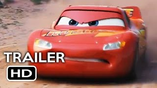 Cars 3 Teaser Trailer #4 (2017) Disney Pixar Animated Movie HD