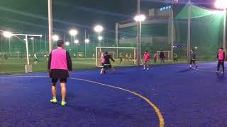 180314 성인 축구 레슨 (in 신화스포디움)