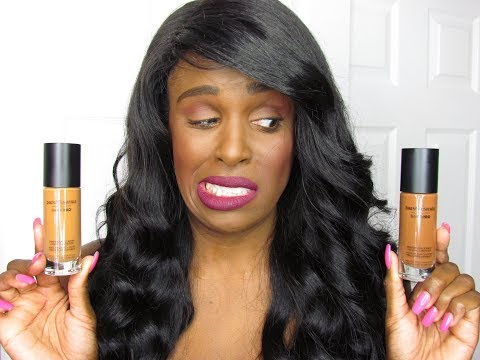 *NEW* #BAREMINERALS BAREPRO PERFORMANCE LIQUID FOUNDATION | 1ST IMPRESSION + FULL DEMO (WOC)