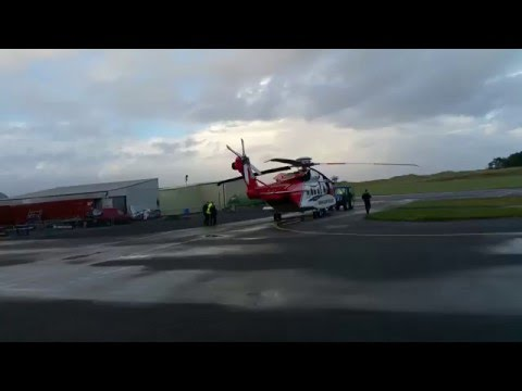 R118 Irish Coast Guard 2015